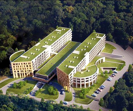 INTERFERIE Medical SPA to jeden z największych niesieciowych hoteli w Polsce