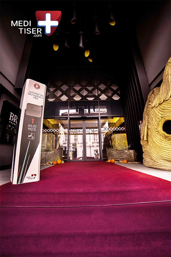 Czy stacje do dezynfekcji zostaną na zawsze w hotelach i innych obiektach użyteczności publicznej?